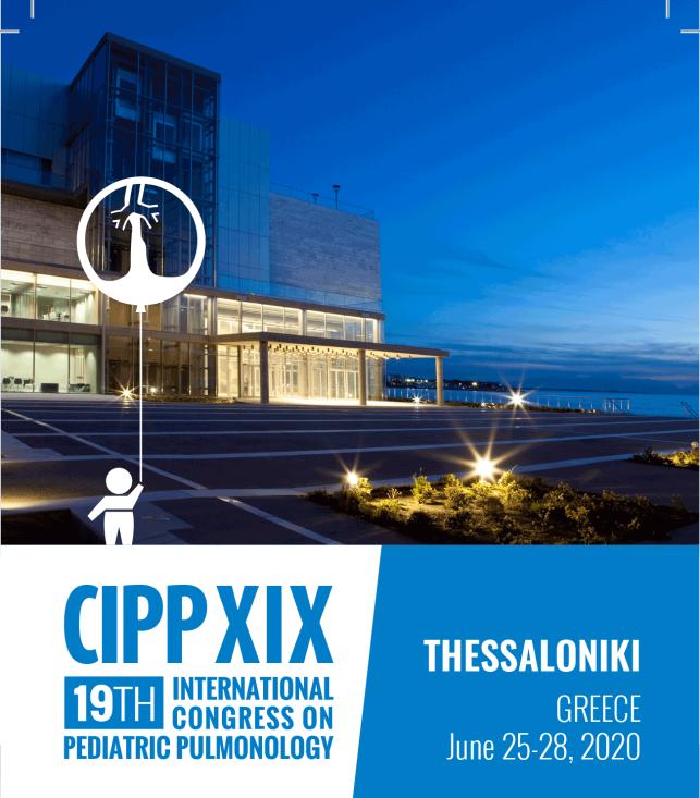 CIPP XIX 19th International Congress on Pediatric Pulmonology