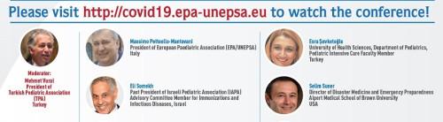 Webinar της European Pediatric Association για τον SARS-CoV