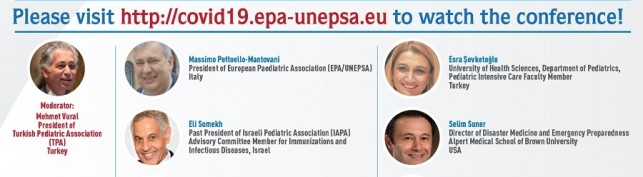Webinar της European Pediatric Association για τον SARS-CoV