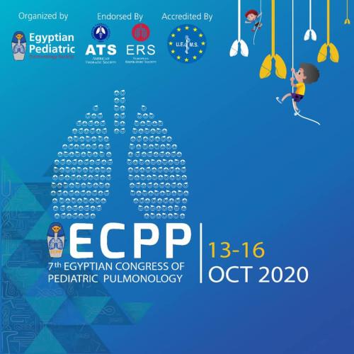 7th Egyptian Congress of Pediatric Pulmonology, 13-16 October 2020, Bibliotecha Alexandrina, Egypt